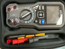 Flir Dm285 Kit Professional Imaging Multimeter Kit Black With Case