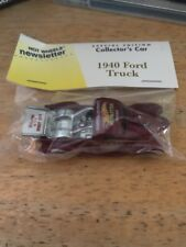 Hot Wheels Newsletter 5th Annual Convention 1940 Ford Truck Collectors Car