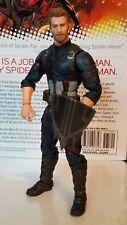 Marvel Legends Avengers Infinity War Thanos BAF Series CAPTAIN AMERICA Figure