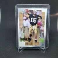 2001 Upper Deck MVP Drew Brees Rookie Card RC #287 Saints Chargers HOF Mint
