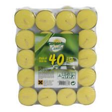 RAGSTORE -  CANDELE TEALIGHT CITRONELLA 4 ORE 40 Pz