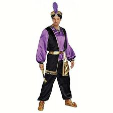 THE SULTAN COSTUME Adult Men's Tunic Arabian Desert Sultan Prince -XL       N18