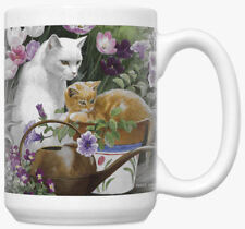 Buggy and Juliette Cat Mug