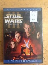 Star Wars Episode III: Revenge of the Sith (DVD, 2005,2-Disc,FS)NEW Authentic US