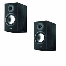 Canton GLE 436 Bookshelf Speakers Made in Germany as Pair - Black