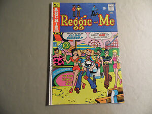 Reggie and Me #72 (Archie 1974) Free Domestic Shipping