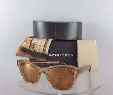Brand New Authentic Oliver Peoples Sunglasses OV 5233 SU 1439/7T Sofee Peach