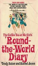 Round the World Diary of the Coffee Tea or Me Girls Paperback Raunchy Stewardess