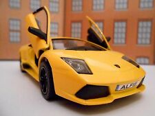 LAMBORGHINI PERSONALISED NAME PLATES Toy Car MODEL DAD BOY BIRTHDAY GIFT PRESENT