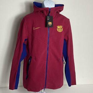 Nike Air Size Medium Sweater Tech Pack FC Barcelona Hoodie Jacket CI9250-620