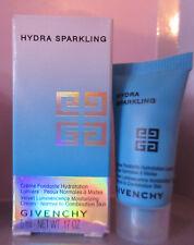 Givenchy Hydra Sparkling Velvet Luminescence Moisturizing Cream .17oz Travel NIB