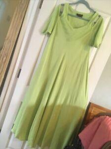Hampstead Bazaar free size loose cotton cold shoulder maxi dress summer Boho