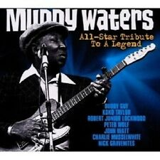 Various-Muddy Waters All-Star Tribute to... CD NUOVO