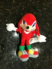"""Sonic the Hedgehog Plush Knuckles the Echidna Soft Toy Doll Stuffed Animal 8"""""""