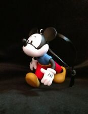 Disney Mickey Mouse 90th Anniversary Mickey Plane Crazy Christmas Ornament