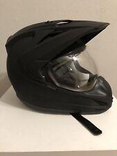 Icon Variant Helmet Matte Black Finish XXL Motorcycle Helmet
