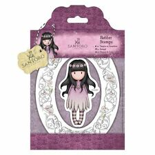 Gorjuss Oops a Daisy Doll Stamp Set by Santoro London