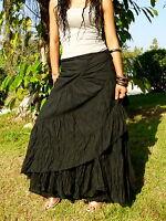 New Sexy Wrap Around Skirt * Womens Skirt * Sarong *Waist*Latin*Dance*Gypsy*SS-U