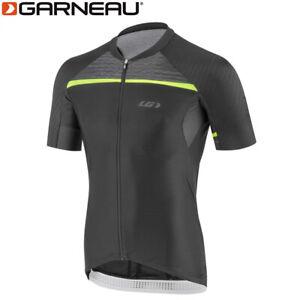 Louis Garneau Elite M-2 RTR Men's Cycling Jersey - Black Yellow