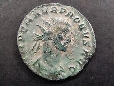 Probus Antoninianus Billon Coin Rare Scarce Ancient Rome 276-282 AD