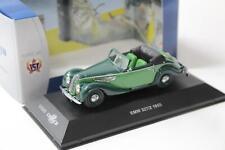 1:43 Cars&Co IST EMW 327/2 Roadster green 1955