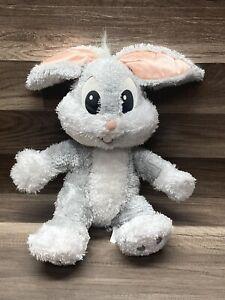 Fisher Price Looney Tunes Baby Bugs Bunny Plush Stuffed Animal 2002 Mattel
