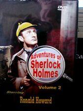 The Adventures of Sherlock Holmes - Vol. 2 (DVD, 2006) WORLD SHIP AVAIL!