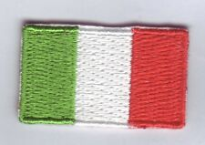 Mini Italie patch écusson, aufbügler Italia
