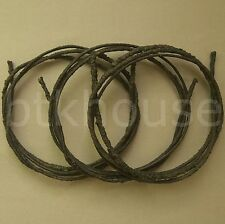3 x Artificial Wooden Vine (S) – 6' Flexible Reptile Branch Jungle Vines (GG1)