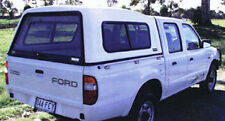 NEW DUAL CAB TEXTURED UTE CANOPY FOR FORD COURIER 99-07