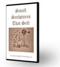 Small Sculptures that Sell (DVD) Coppersmithing / metal art / metal sculpture