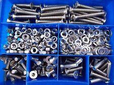 360er scatola acciaio inox brugola viti DIN 7991 dadi M5