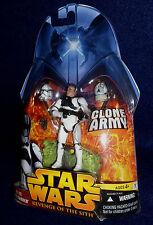 Star Wars: Revenge of the Sith AT-TE TANK GUNNER Figure #38 Hasbro ROTS 2005