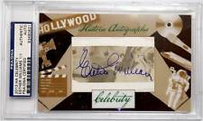 Esther Williams 1/1 Auto Historic Autographs Celebrity Signed Cut PSA DNA Actor
