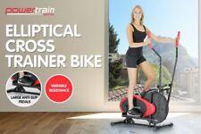 PowerTrain elliptical cross trainer bike