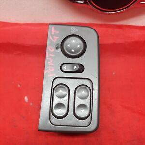 Pulsantiera Alzacristallo Elettrico Sinistro Fiat Punto Gt Anno 1994 A 1999
