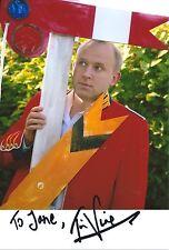 Signed Tim Vine - 5x3 Photo