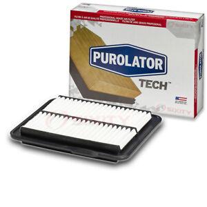 Purolator TECH Air Filter for 2005-2009 Chevrolet Equinox 3.4L 3.6L V6 jq