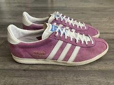Adidas Gazelle OG UK11 EU46 Purple