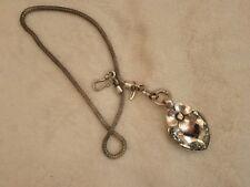 miss fox statement rhinestone necklace