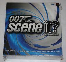 007 James Bond  SCENE IT? DVD GAME~SCREEN LIFE~BRAND NEW~SEALED