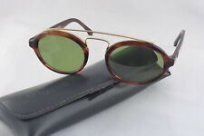 Excellent! Vintage Ray Ban W0941 Gatsby 6 RB 3 Gläser B&L USA  w/case