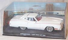 James Bond Cadillac Eldorado Live & Let Die Nuevo en Paquete Sellado