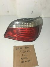 2009 BMW E60 5 SERIES LED RIGHT REAR LIGHT 63217177282