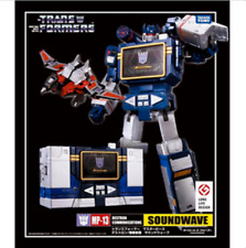 NEW Transformers Japan version MP-13 sound wave laser birds unofficial version