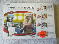 PC CD Rom BHV Publishing X-OOM iPod Media Suite Euro Box Neu OVP