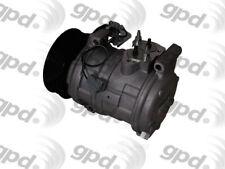 A/C Compressor-New Global 6511704 fits 03-11 Honda Element 2.4L-L4