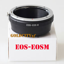 Canon EOS Lens Mount Adapter for EF EF-S EOSM EFM Camera EOS-EOSM Adapter
