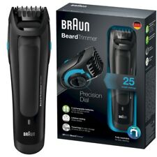 Braun BeardTrimmer BT5050 Barttrimmer Bartschneider Rasierer schwarz