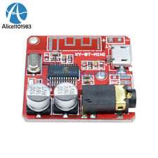 3.7V-5V Mini Bluetooth 4.1 Audio Receiver MP3 Decoder Lossless Amplifier Module